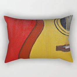 Into Music Rectangular Pillow