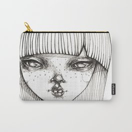 This is her Carry-All Pouch