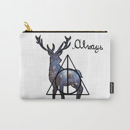 Deathly Hallows - Always Carry-All Pouch
