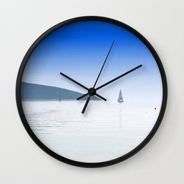 pure life Wall Clock