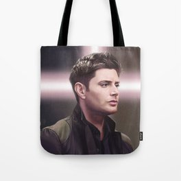 Dean Winchester. Believer Tote Bag