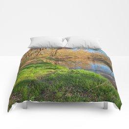 Rock Creek Spring Comforters