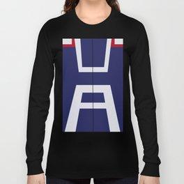 My Hero Academia UA school Long Sleeve T-shirt