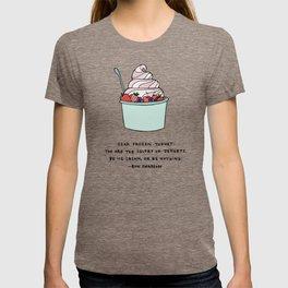 Frozen Yogurt T-shirt