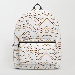 Hearts 4 Backpack