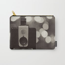 Holiday Hawkeye Carry-All Pouch