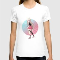 vocaloid T-shirts featuring IA - VOCALOID Gakuen by Tenki Incorporated