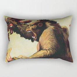King Kong 1933 Rectangular Pillow
