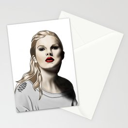 Snake Queen Stationery Cards