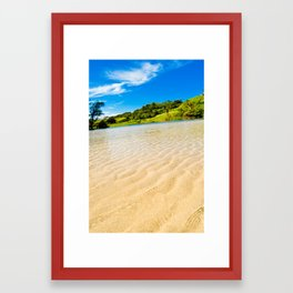 Lost in Paradise Framed Art Print