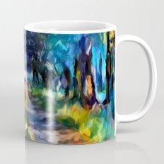 Route coloré Mug