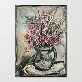 """Australian Ti Tree"" by Margaret Preston Canvas Print"