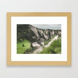Rangtikei River Framed Art Print