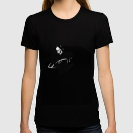 Grim Reaper Visits The Baby T-shirt