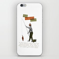 The fisher king iPhone & iPod Skin