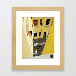 Casalingha 2 Framed Art Print