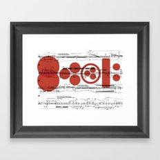 lasciate sia Framed Art Print