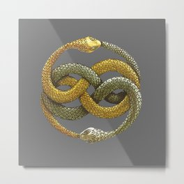 Auryn from The Never Ending Story Metal Print