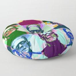 Frankenstein Pop Art Floor Pillow