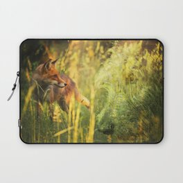 Fox and Hound Laptop Sleeve