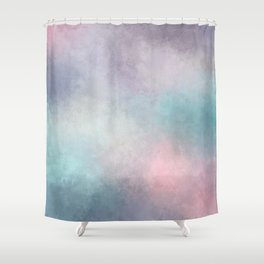 Dreaming in Pastels Shower Curtain