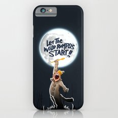Where the wild things are iPhone 6 Slim Case