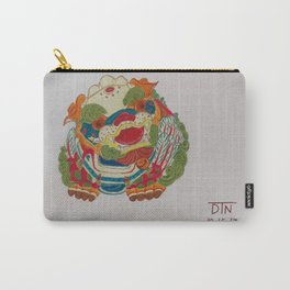 Taiwanese Lion-Dog Carry-All Pouch