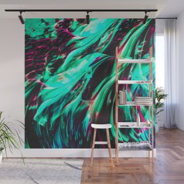 Abstract Paint Mix 11 Wall Mural