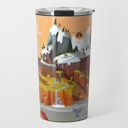 L'île aux copains automne/hiver Travel Mug