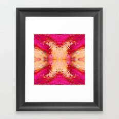 Crystalix Framed Art Print