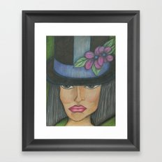 DeVille Framed Art Print
