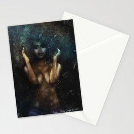 Pretty Black Girl #2 Stationery Cards