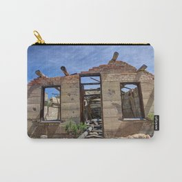Abandoned Building - Nine Mile Canyon - Price - Utah Carry-All Pouch