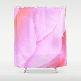 Pink Rose Petals | Nadia Bonello Shower Curtain