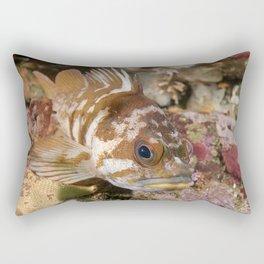 Tell Me More Rectangular Pillow