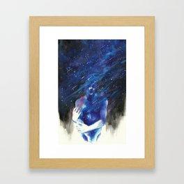 E T H E R Framed Art Print