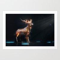 Vestige-7-36x24 Art Print