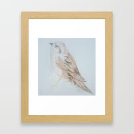 Sparrow's World Framed Art Print