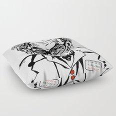 the Erdös Floor Pillow