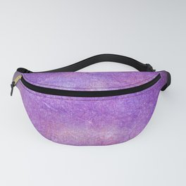 Violet Charoite Mineral Fanny Pack