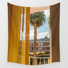 Palm Springs Dreams Wall Tapestry