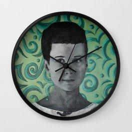 Patti Ann Wall Clock