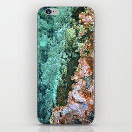 Hot Springs iPhone Skin