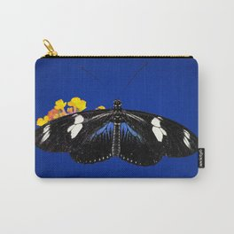 Wild Blue Carry-All Pouch