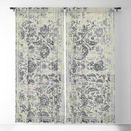 Antique White Carpet Blackout Curtain