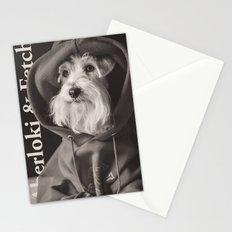 Aberloki and Fetch Stationery Cards