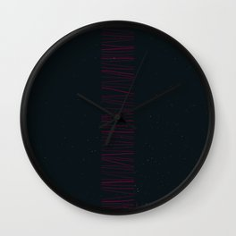 Monolithe Dark 3 Wall Clock