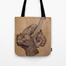 Lonely George  Tote Bag