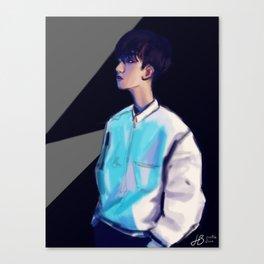 Byun Baekhyun Canvas Print