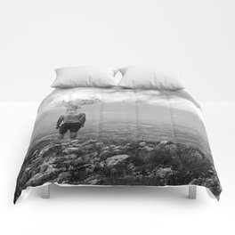 Mind disconnected Comforters